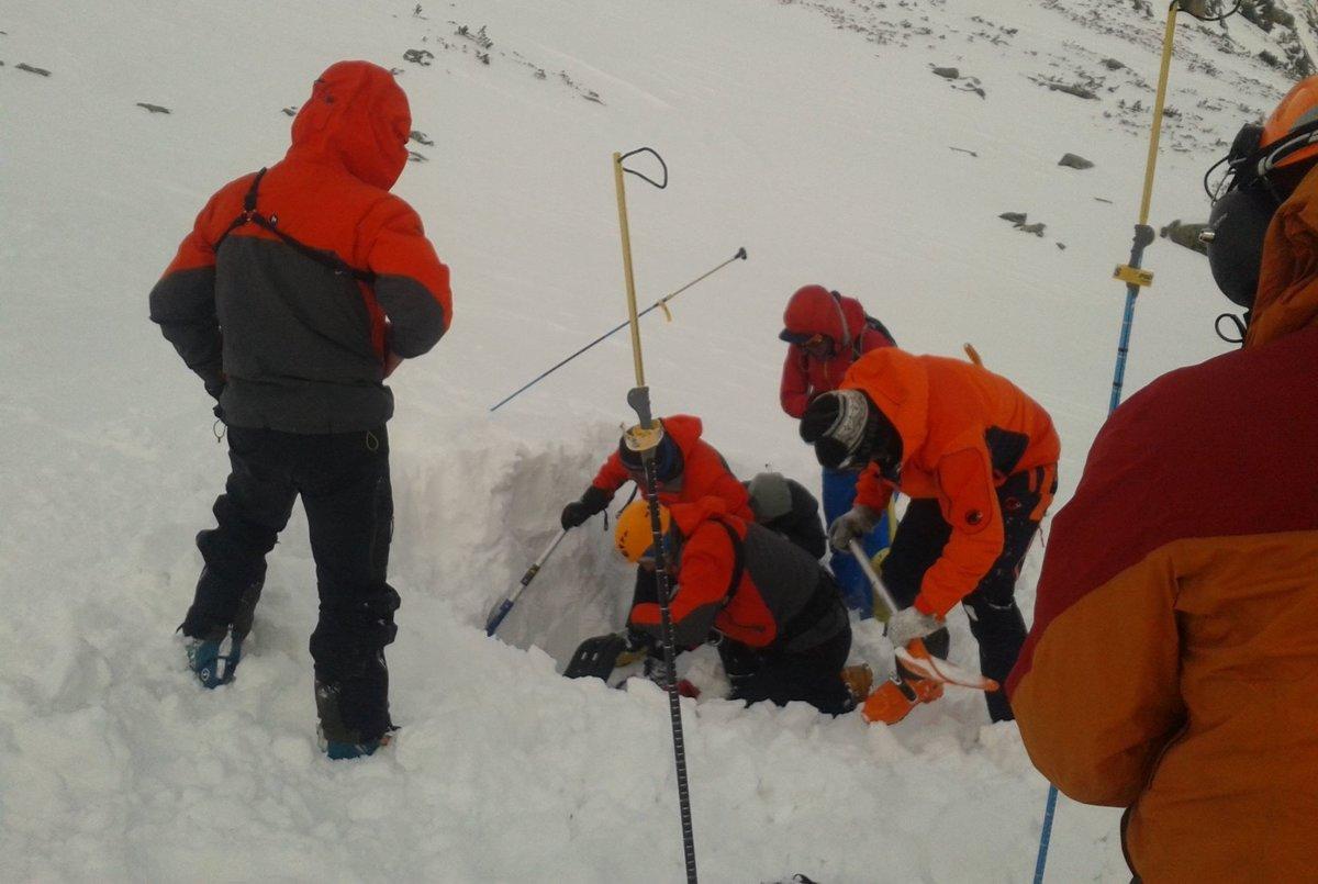ab69131a24 Lavína zabila vo Veľkej Studenej doline skialpinistu - Korzár SME