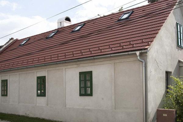 Ocenenie za príkladnú obnovu  získal aj rodinný dom v Kuchyni.