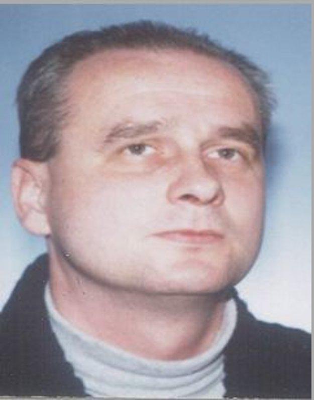 Hľadaný František Marko.