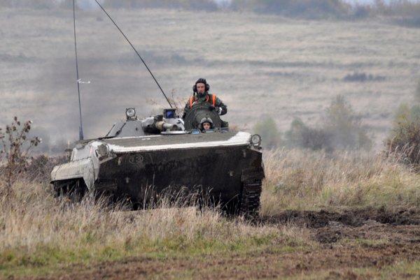 Zo skladov zmizla aj munícia, ktorú používajú bojové vozidlá pechoty. V tomto prípade by však malo ísť len o jeden náboj do BVP.