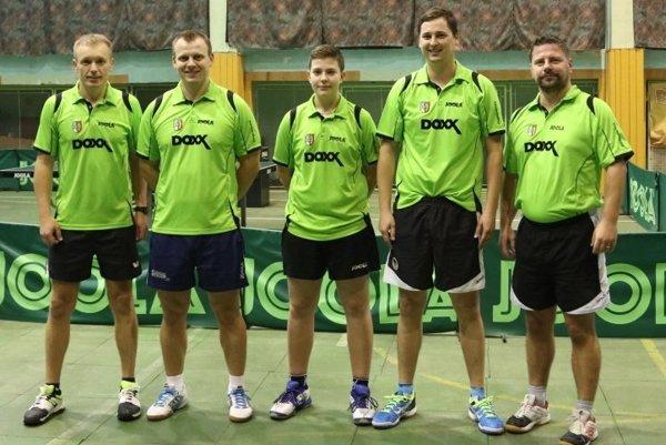 MSK Čadca B, účastník 1. ligy muži Východ.