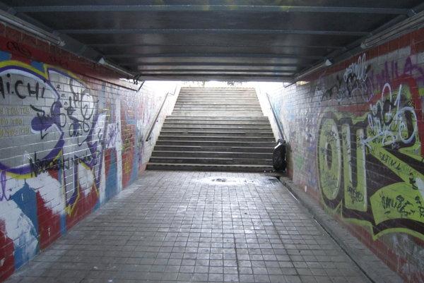 Stav stanice železničnej zastávky apodchodu vRužomberku – Rybárpoli je zúfalý.