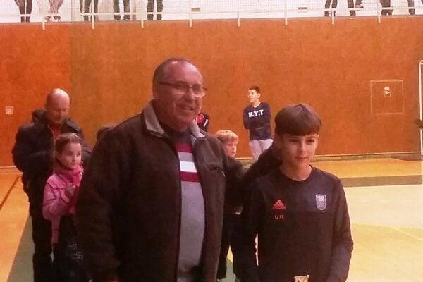 V kategórii U11 sa najlepším brankárom stal Šimon Vinc zMichaloviec.