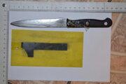 Nôž, ktorý bodal.