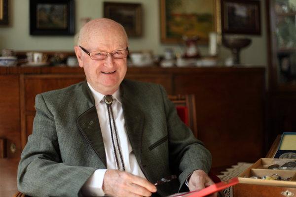 Profesora Imricha Točku písanie kníh stále baví a napĺňa.