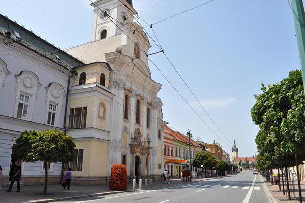 Katedrálny chrám sv. Jána Krstiteľa v Prešove  je srdcom Prešovskej archieparchie a Prešovskej metropolie sui iuris.