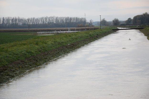 Tok Trnávky dokáže rýchlo stúpať a ohrozuje mesto Trebišov zo severnej strany. Pred niekoľkými rokmi vodohospodári boli nútení v týchto miestach prekopať hrádzu, aby hladinu vody znížili.