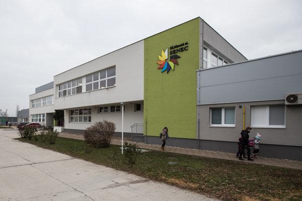 Základná škola na Mlynskej ulici v Senci