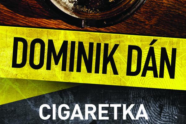 Nová detektívka. Dominik Dán je najobľúbenejším autorom krimi.