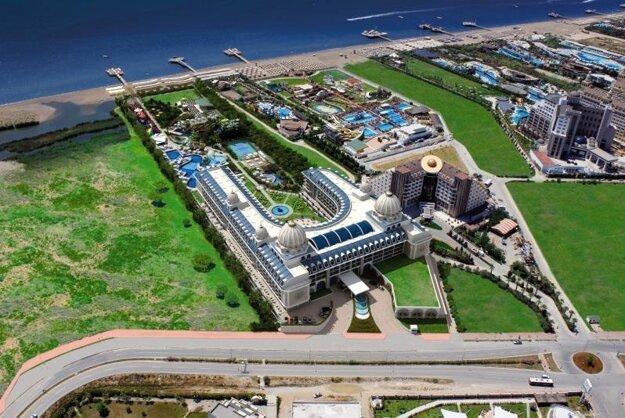 Hotel Adalya Elite 5*, pozrieť viac foto >>>