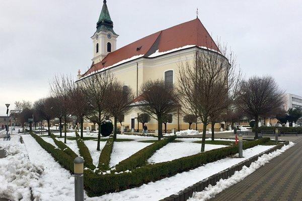 Bánovce nad Bebravou.