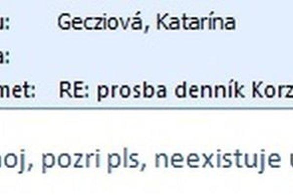 Dobrá rada. Dvakrát skontroluj adresáta e-mailu, až potom klikni na odoslať. Vyhneš sa trapasom.
