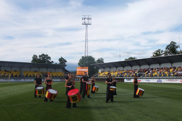 Top akciou roka boli v Žiari rekoštrukcia a otvorenie futbalového štadióna.