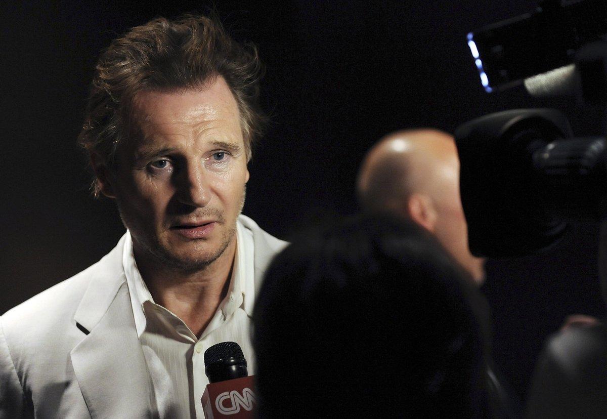9558c996cb60c Liam Neeson čaká, kým ho zastavia sťažnosti divákov - Kultúra SME
