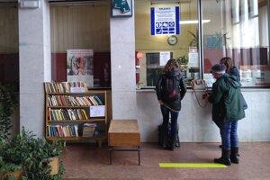 Na železničnej stanici v Rožňave.