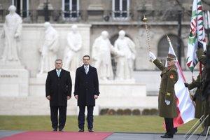 Orbán a Morawiecki chcú byť súčasťou EÚ, no chcú tiež presadiť svoju víziu.