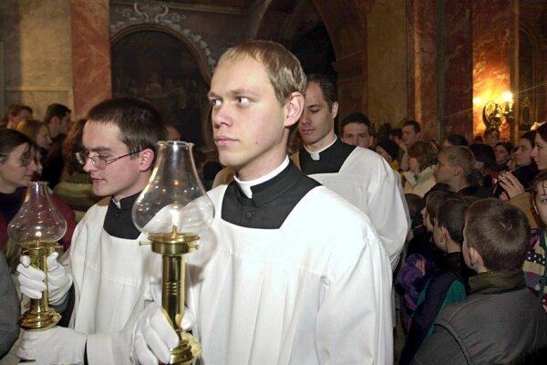 Vianočné sviatky budú sprevádzať každodenné bohoslužby v Katedrálnom chráme - Bazilike sv. Emeráma.