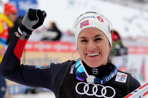 Z víťazstva sa v sobotu tešila Heidi Wengová.