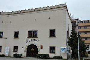 Mestské múzeum v Senci v Tureckom dome