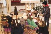 Deti zo základnej aj materskej školy si na vystúpeniach pri príležitosti jubilea obce dali záležať.
