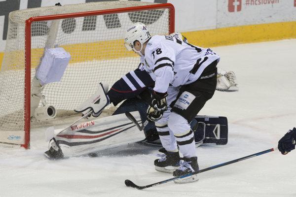 Hokejisti Slovana momentálne figurujú na 12. mieste Západnej konferencie.
