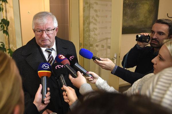 Ján Mazák už raz v minulosti neuspel.