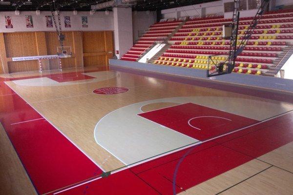 Turnaj sa odohrá v hale na Štiavničkách.