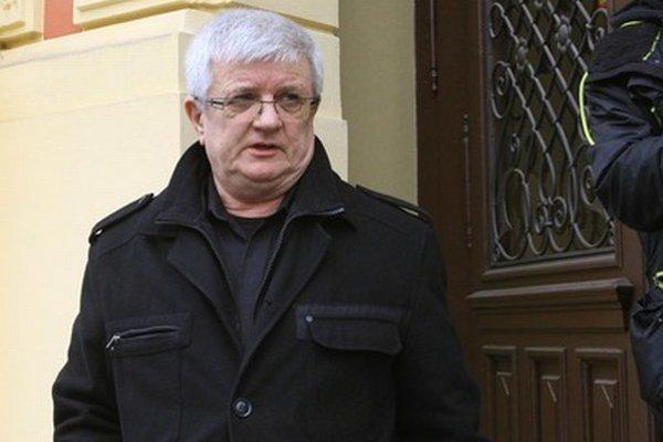 Advokát mesta Ján Gereg.