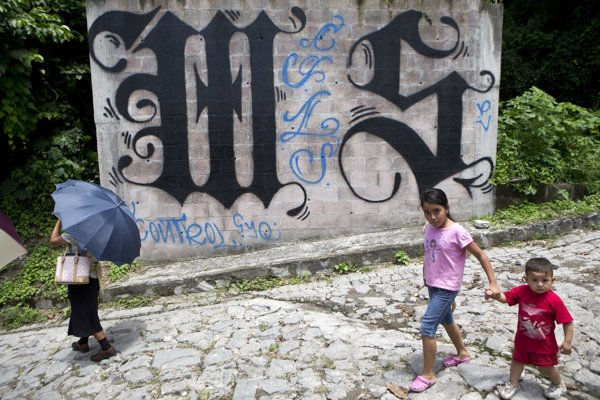 Život v tieni gangu Mara Salvatrucha alebo MS-13.