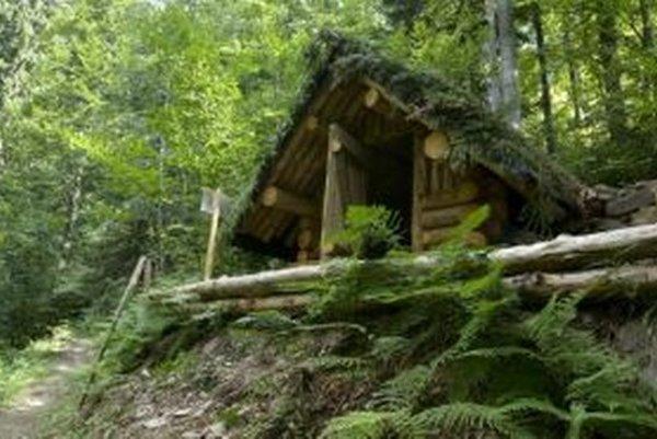 Tábor postavili na pôvodnom mieste.