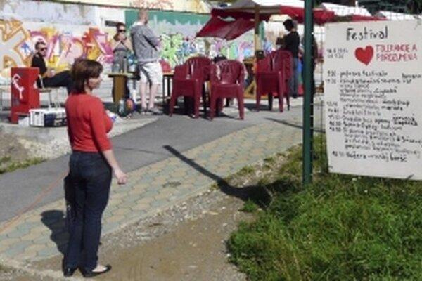 Miestni obyvatelia sa mohli prísť pozrieť na vystúpenia viacerých hudobných skupín, vidieť rómske i írske tance.
