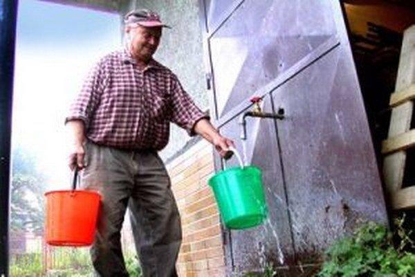 Nie všade je pitná voda samozrejmosťou.