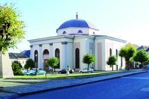 Evanjelický kostol.