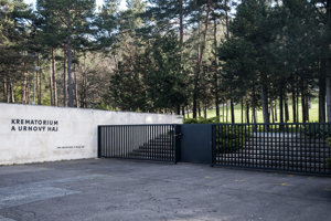 c36de326d Bratislavske krematorium od Ferdinanda Miluckeho je architektonicke ...