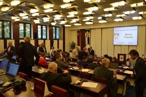 Popradskí poslanci. Na projektovú dokumentáciu stavby už schválili 12-tisíc eur.