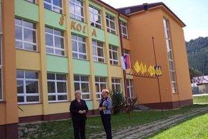 Pár dní pred začiatkom školského roka ukončili rekonštrukciu školy.