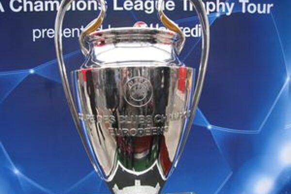 Pohár Ligy majstrov bol dnes v Banskej Bystrici.