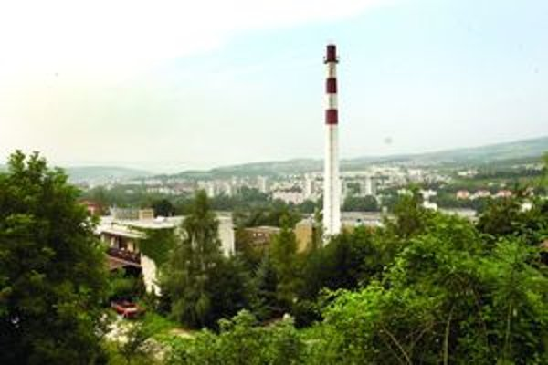Vysoké hodnoty radónu namerali vo viacerých častiach mesta.