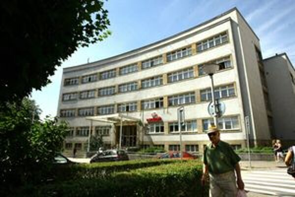 Banskobystrická Poliklinika.