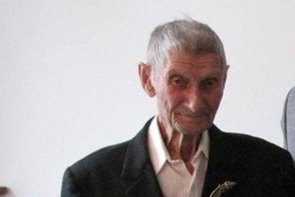 Pavol Slivka oslávil uplynulý týždeň storočné jubileum.