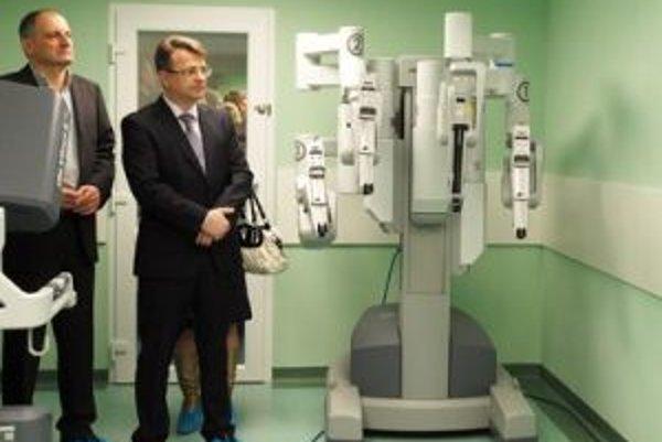 Moderná technológia zvyšuje štandard starostlivosti o pacienta