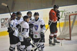 Hokejisti Martina po turbulentnom období začali hrať II. ligu.