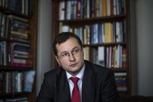 Exminister školstva Juraj Draxler.