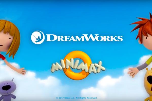 Stanica Minimax vysiela aj rozprávky od štúdií DreamWorks.