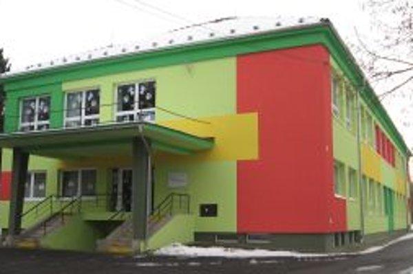 Zateplenie školy stálo vyše štyridsaťpäťtisíc eur.