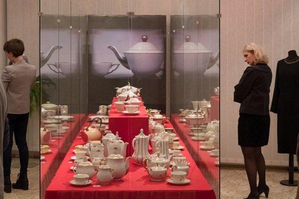 Unikátne predmety v štýle art deco vystavilo múzeum z múzejnej i súkromnej zbierky.