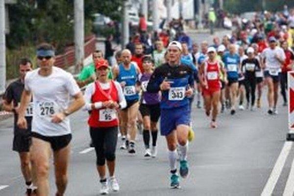 Maratónsky beh láka stále veľké masy ľudí.