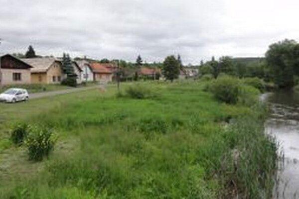 Niekdajšia dedinka Slatinka je dnes súčasťou Zvolenskej Slatiny.