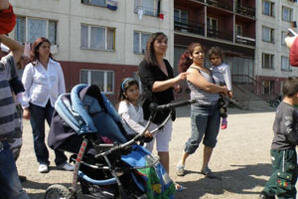 Obyvatelia bytovky Pod Strážami sa dobrovoľne nevysťahujú.