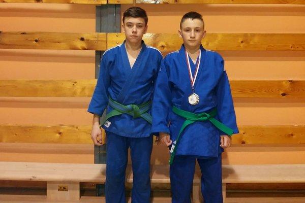 Dalibor Strmeň (vľavo) a Andrej Meša.